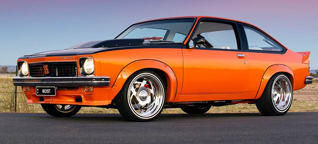 Ayden Batchelor's 1976 Holden LX Torana hatch - flashback