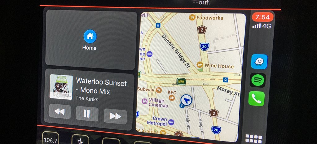 Apple CarPlay iOS 13 beta tested and reviewed