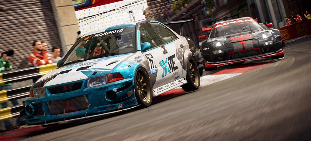 Car list and track list announced for Grid 2019
