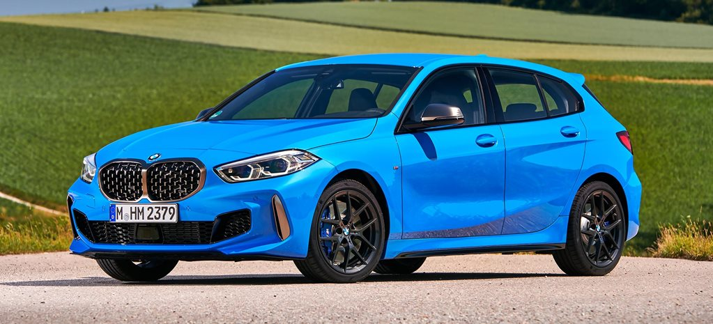 2019 BMW M135i xDrive pricing specification news
