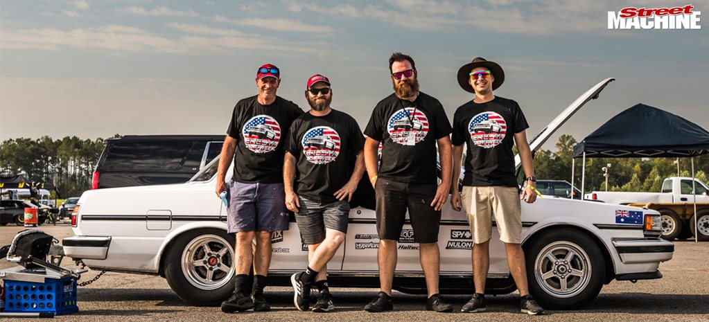 Aussies at Hot Rod Drag Week 2019 – Video