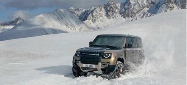 Land Rover Defender images leaked ahead of Frankfurt reveal