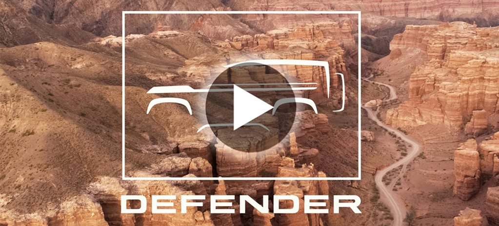 LIVE STREAM Land Rover Defender full revealed feature