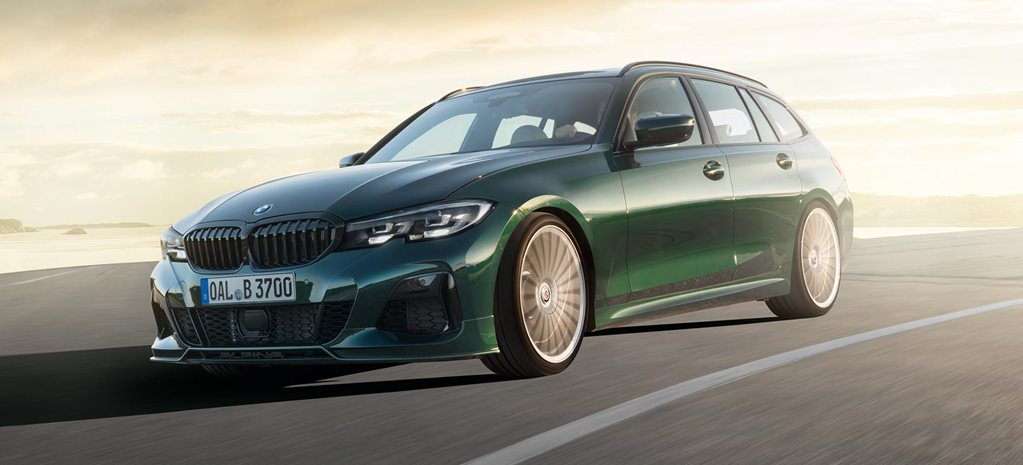 2020 Alpina B3 Touring S revealed news
