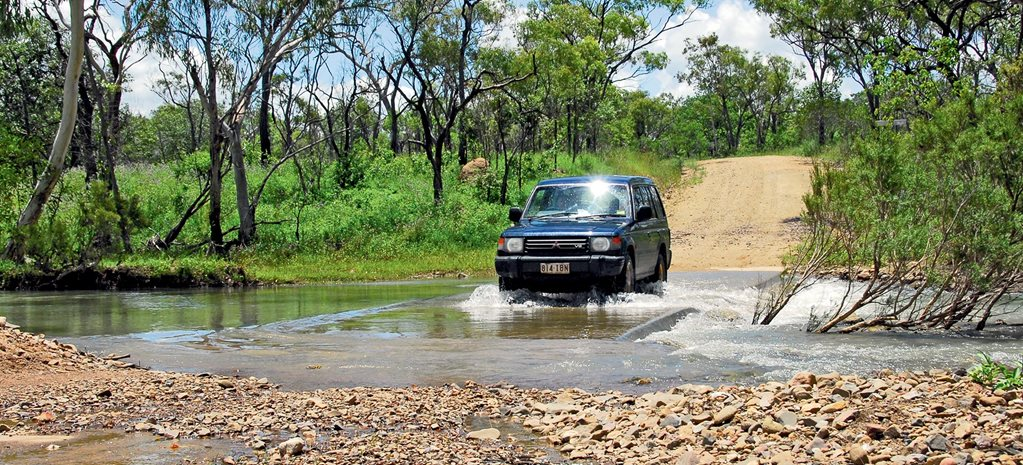 Cape York back tracks 4x4 guide feature