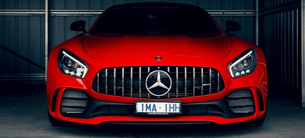 Mercedes-AMG GT Black Series new engine news