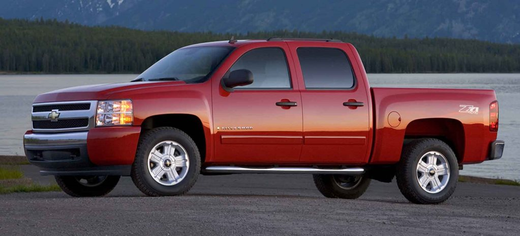 Chevrolet Silverado and GMC Sierra affected by Takata airbag recall