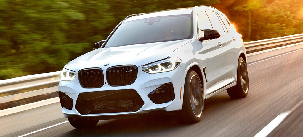 2019 BMW X3 M Competition performance review feature