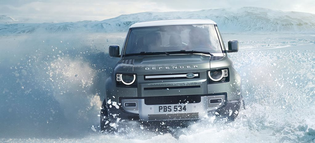 Why Land Rover delayed revealing the Defender for five years