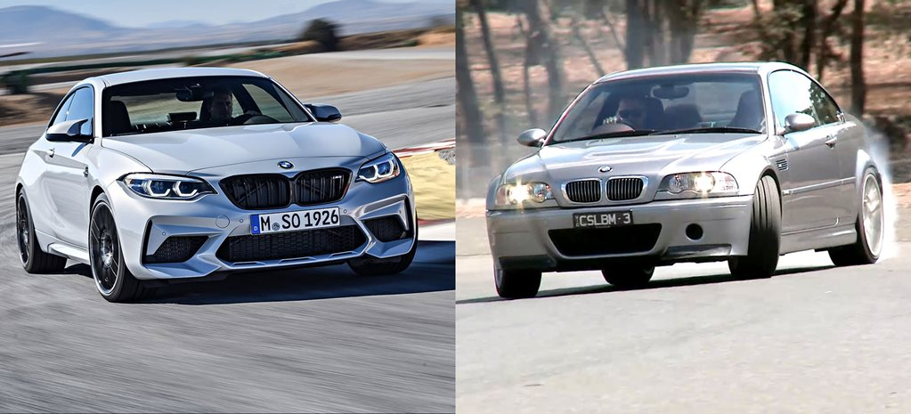 Buy Used Bmw >> Buy The New Bmw M2 Competition Or Get A Used Bmw E46 M3 Csl