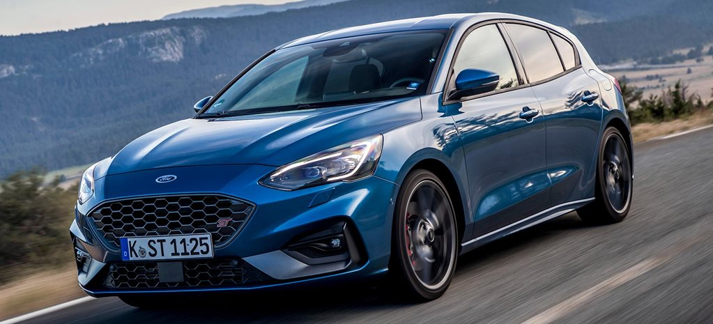 2020 Ford Focus ST first drive performance review feature