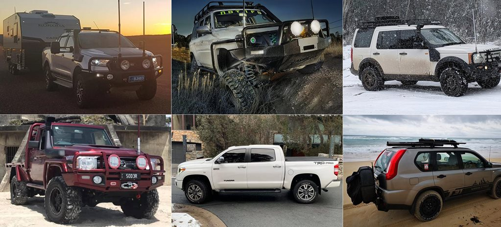 Readers 4x4s September 2019 feature