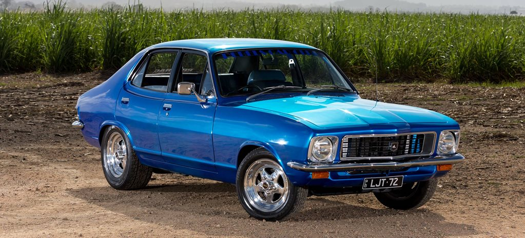 Adam Landridge's 1972 Holden LJ Torana