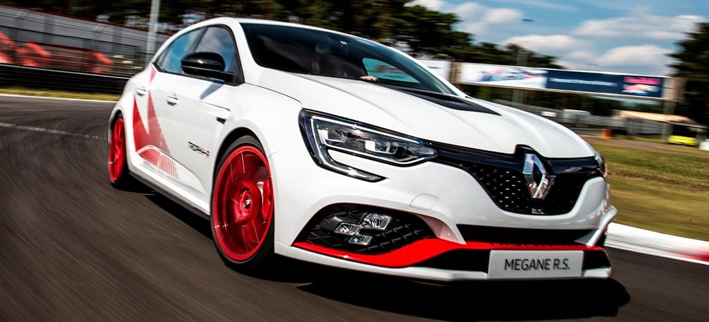2020 Renault Megane RS Trophy-R first drive performance review feature
