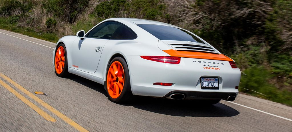 Vonnen Carrera hybrid Porsche 911 review feature