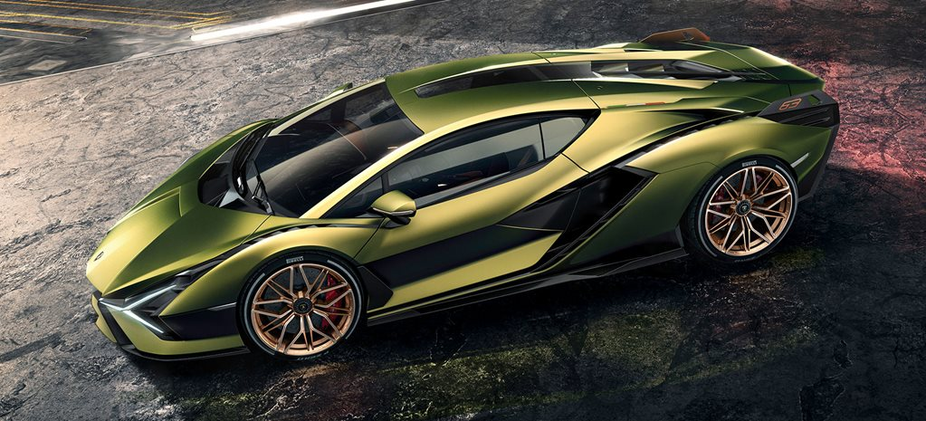 3D printed glow-in-the-dark Lamborghini? It's coming