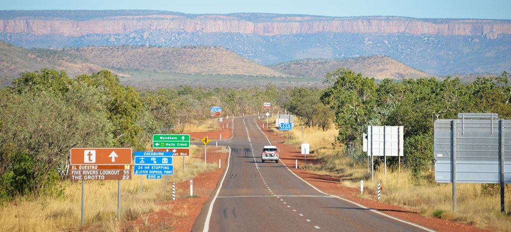 4x4 travel guide The Victoria Highway NT feature