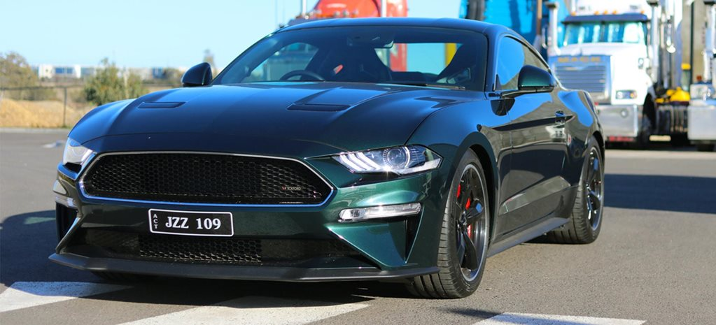 Tickford Bullitt Mustang Power Pack news