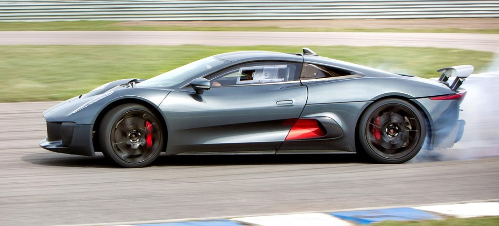 Jaguar F-Type replacement C-X75 news