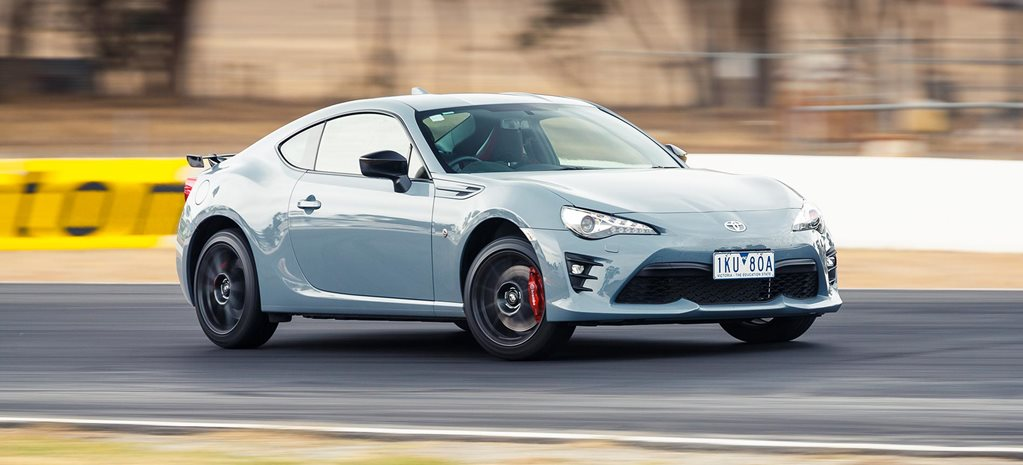 Next Toyota 86 under development news