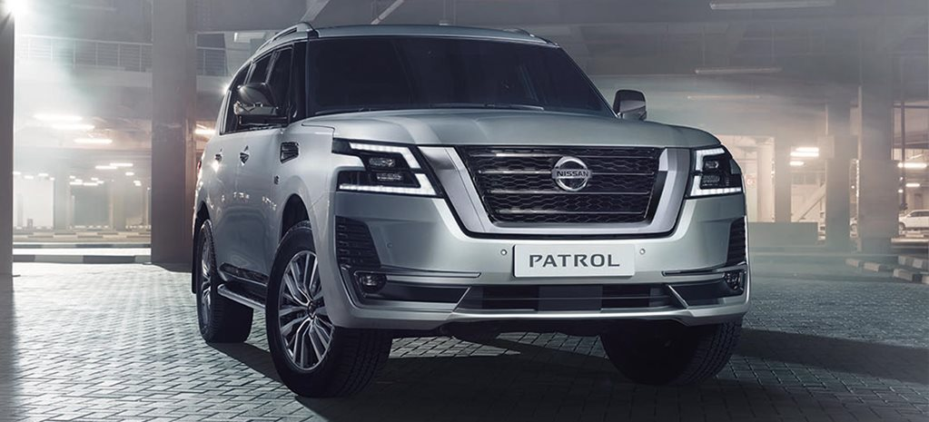 2020 Nissan Patrol revealed news