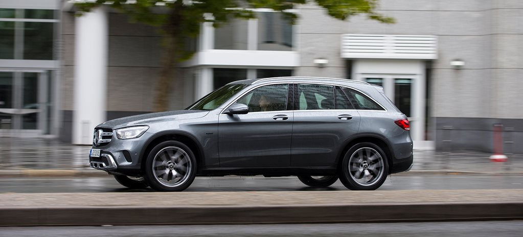 Mercedes-Benz GLC 300e 2019 review