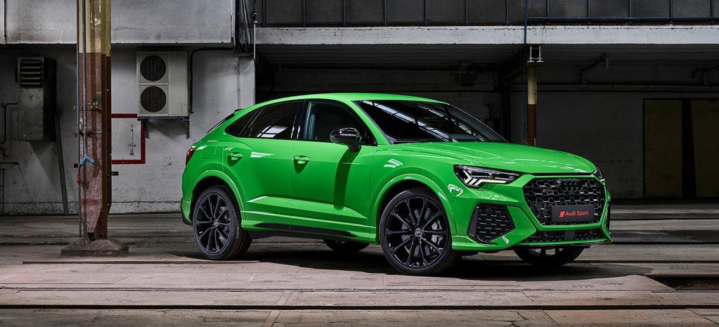 Audi RSQ3 breeds brutally cute Sportback version