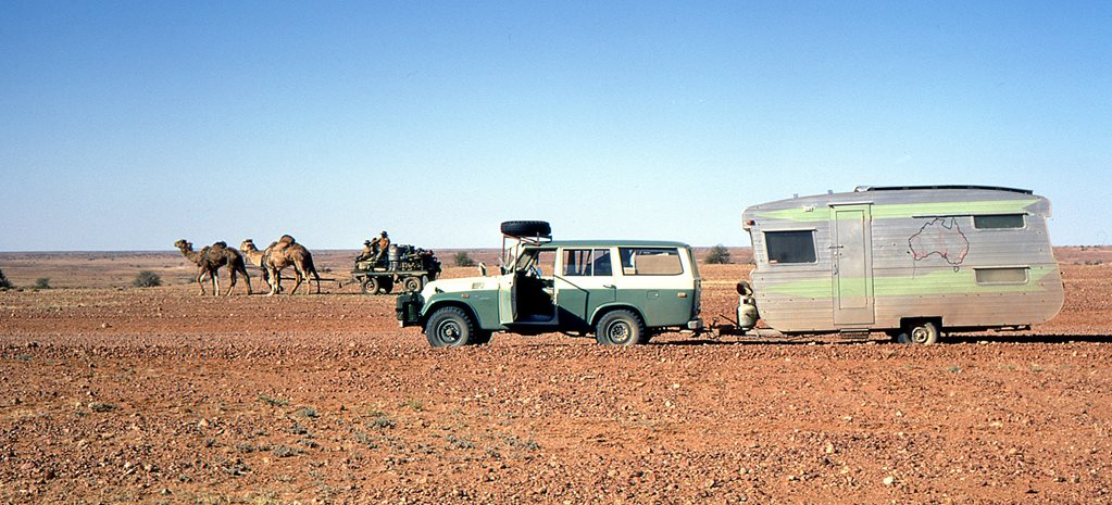 How Australia shaped the legendary Toyota LandCruiser