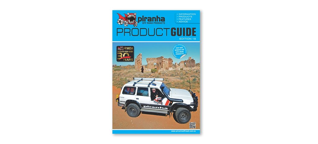 Piranha expands product range news