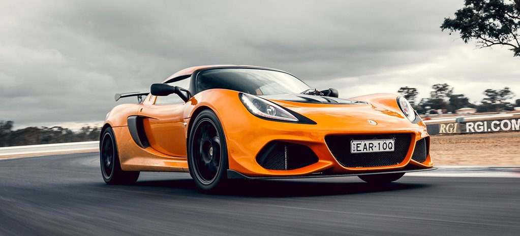 Lotus Exige Sport 410 acceleration performance test feature