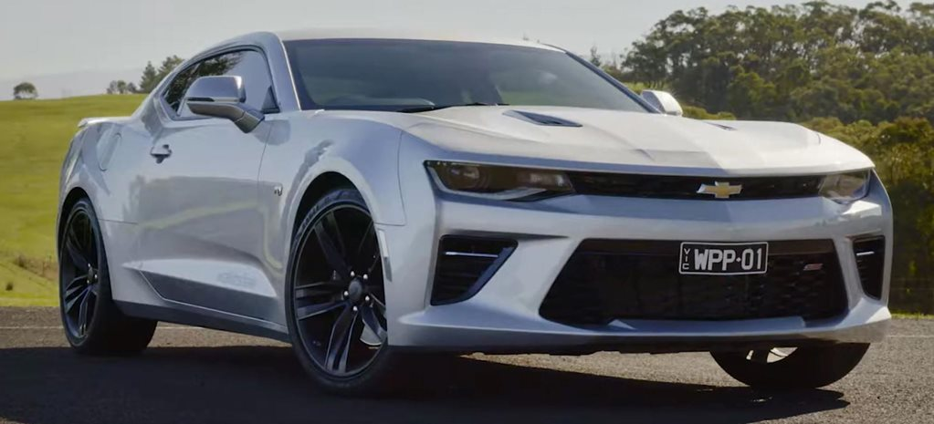 Walkinshaw Camaro Power Pack revealed news