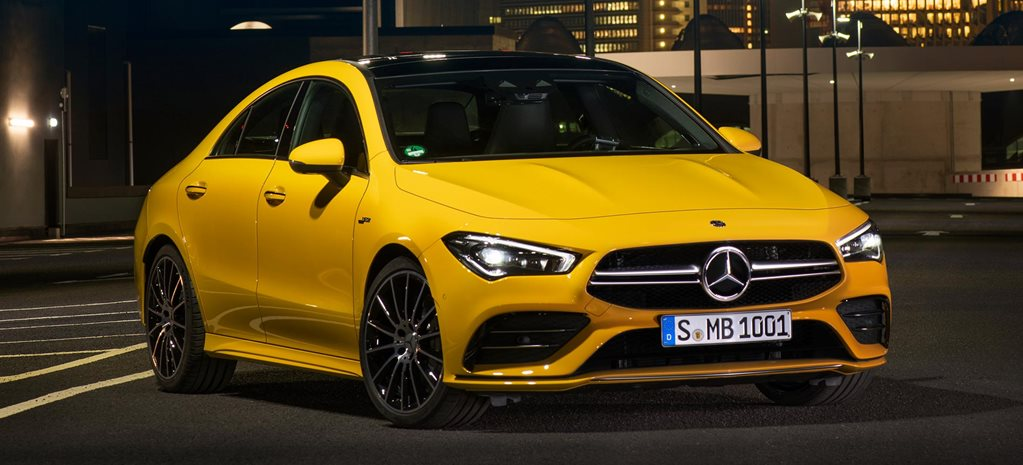 Mercedes-AMG CLA35 Australian pricing news