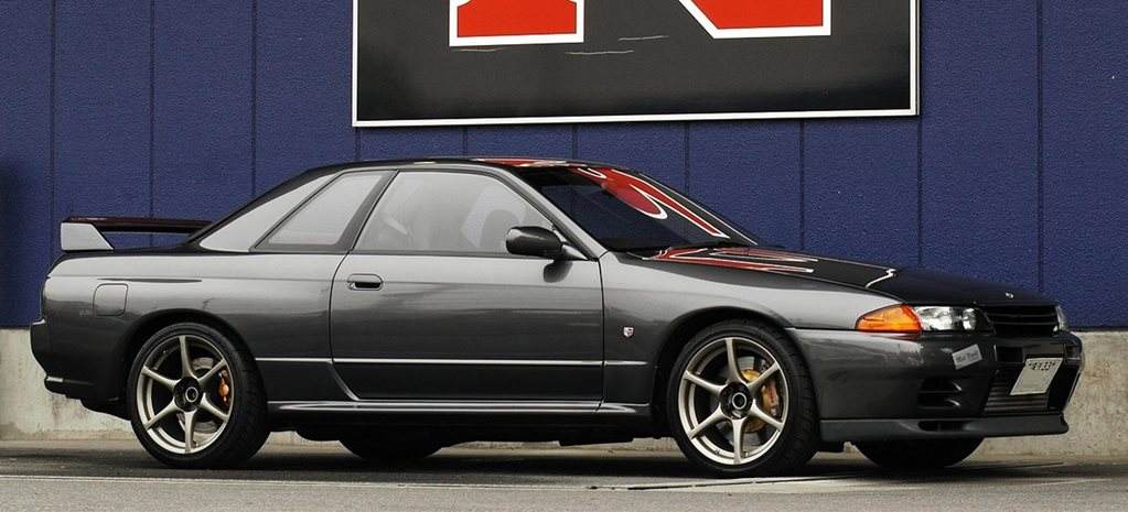 The Nissan GT-R chief Skyline R32 GT-R feature
