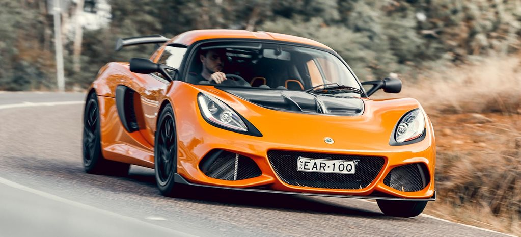 2019 Lotus Exige Sport 410 performance review feature