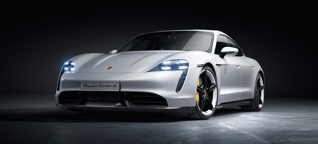 All the tech in the 2020 Porsche Taycan explained