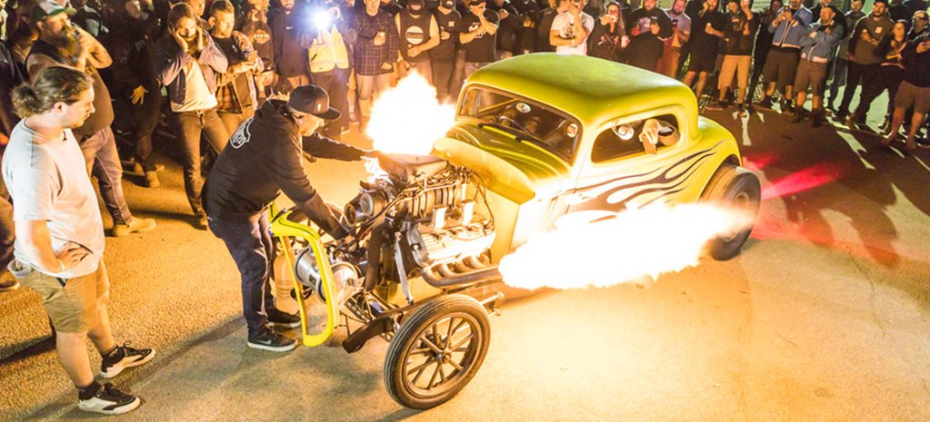 Chopped 2019 video - drags, nitro and more!