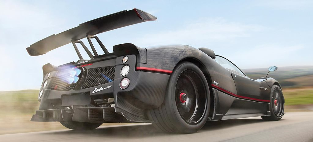 One-off Pagani Zonda Aether heads to auction news