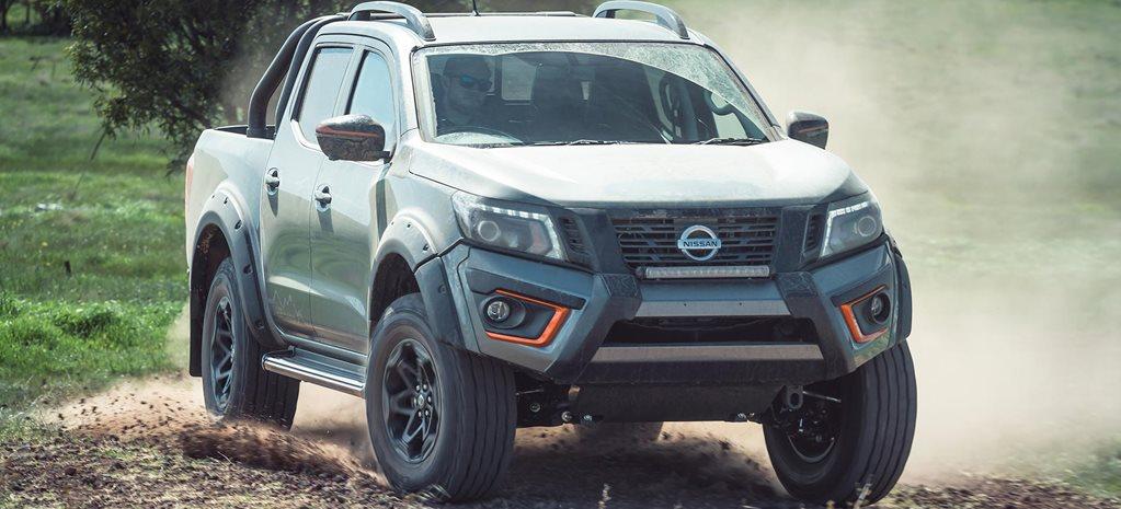 Nissan Navara N Trek Warrior Revealed