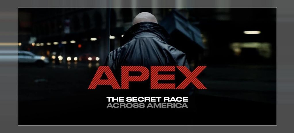 'APEX: the secret race across America' set to hit screens