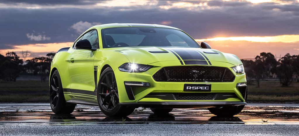 Ford Mustang R Spec Engineering Deep Dive news