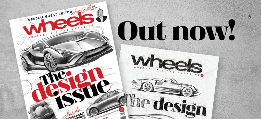 The Design Issue is one fine-looking magazine. November issue of Wheels mag out now
