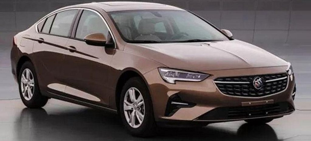 Holden Commodore facelift revealed