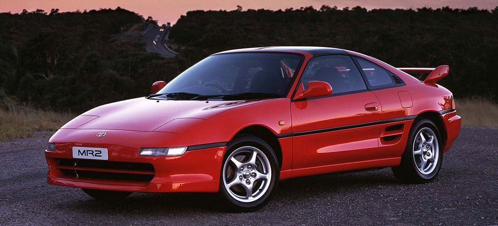 Is Toyota about to bring back the MR2?