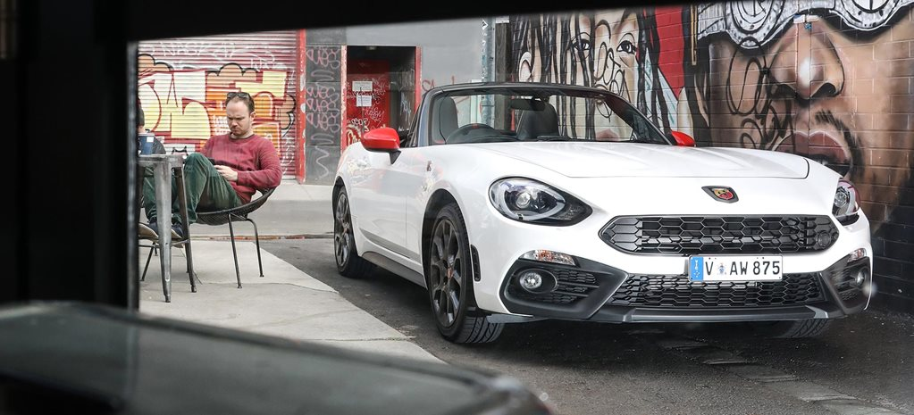 2019 Fiat Abarth 124 Spider long-term review feature