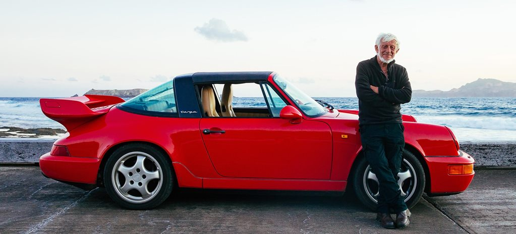 Meet the only Porsche on Norfolk Island