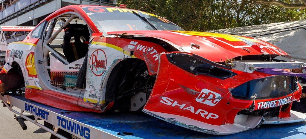 Crashed Bathurst Winning Mustang Will Be Saved