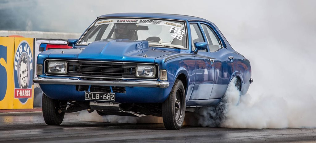 Turbo Barra-powered Ford TD Cortina – Video