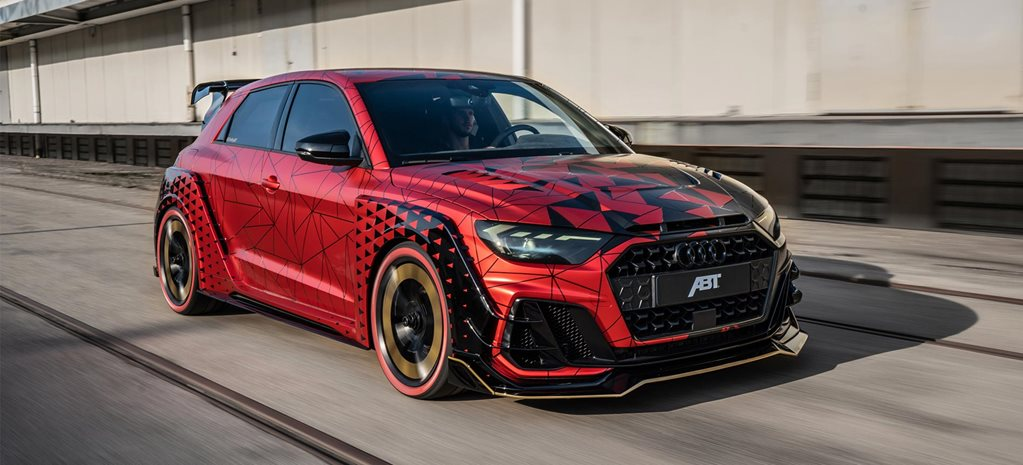 ABT builds 294kW Audi A1 1of1 news