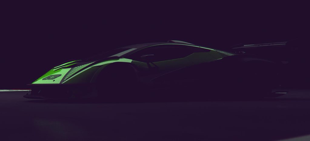 Lamborghini previews track-only V12 hypercar news