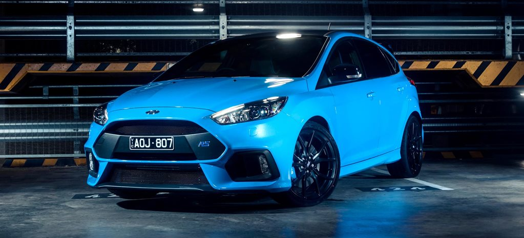 2018 Ford Focus RS Limited Edition long term review feature